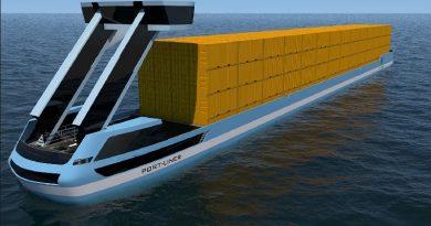 Primeiros navios cargueiros elétricos do mundo começarão a operar na Holanda