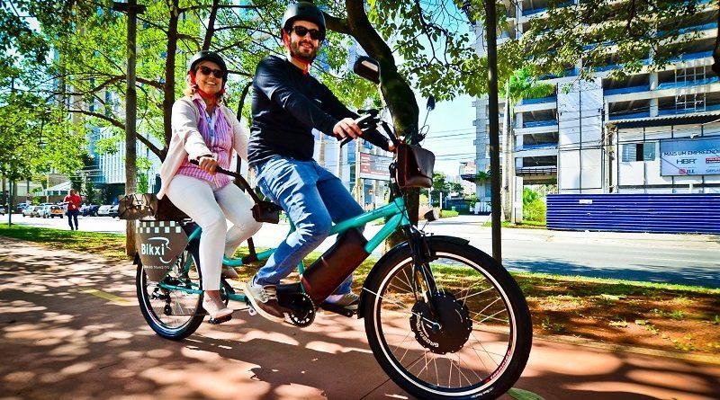Bikxi: a bike-elétrica-táxi para fugir do trânsito São Paulo