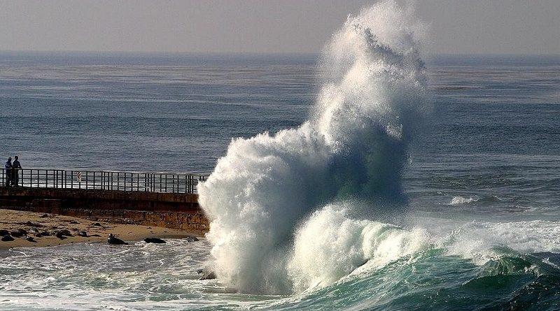 mar subirá 5 cm a cada ano