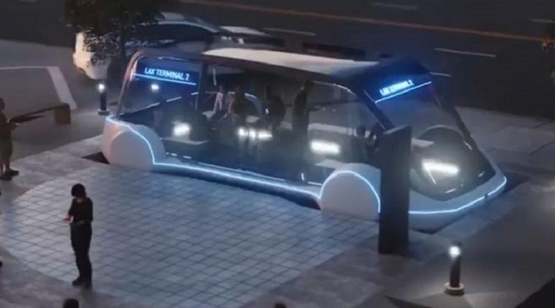Hyperloop irá priorizar transporte público, garante Elon Musk