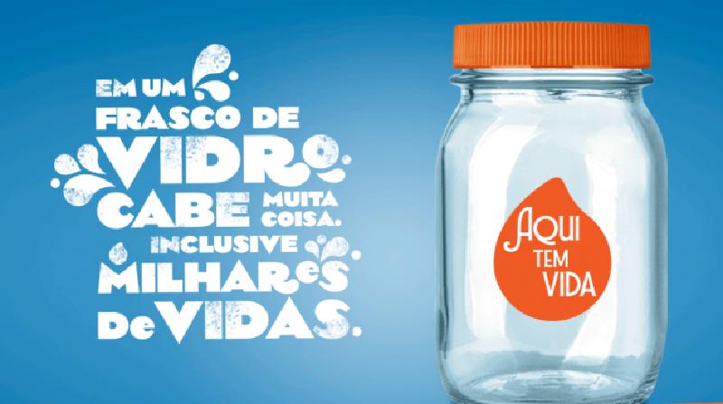 Campanha arrecada frascos de vidro para doação de leite materno em todo país