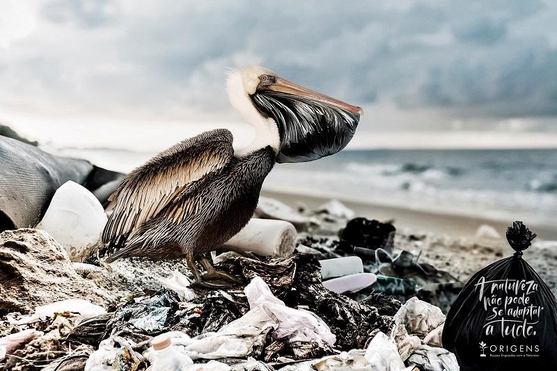 Campanha publicitária brasileira sobre alerta ambiental está entre melhores do mundo