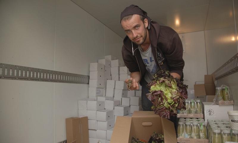 Especialidade da casa: combater o desperdício de alimentos