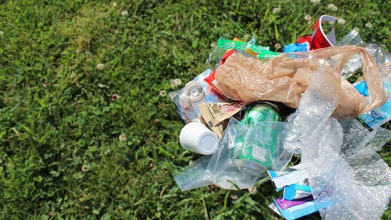 como reciclar resíduos não recicláveis