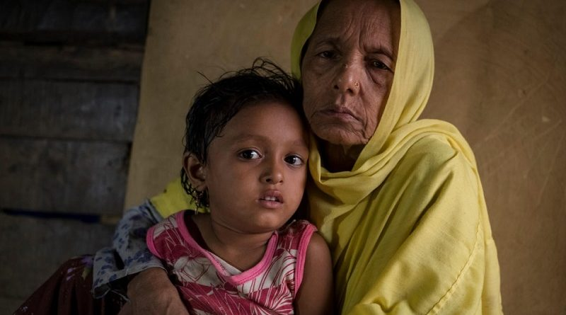 68,5 milhões de pessoas foram obrigadas a abandonar suas casas em 2017