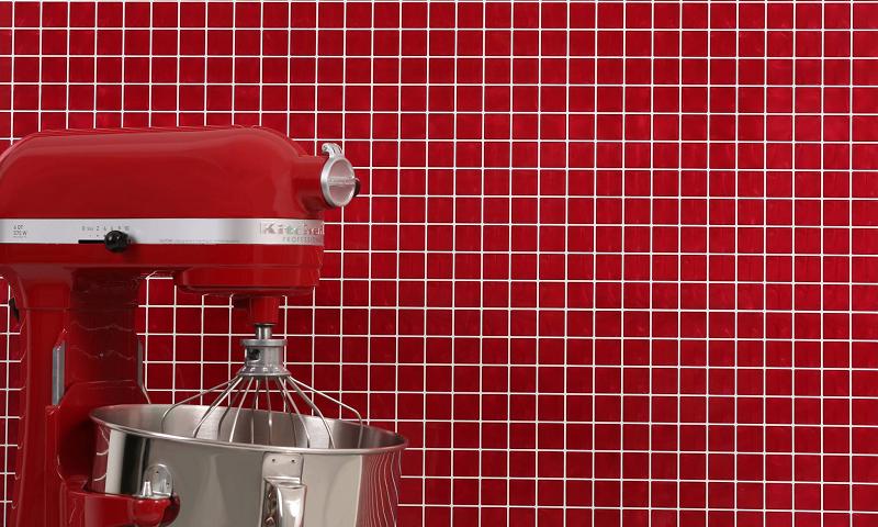Pastilha feita com PET reciclado e tecnologia 100% nacional