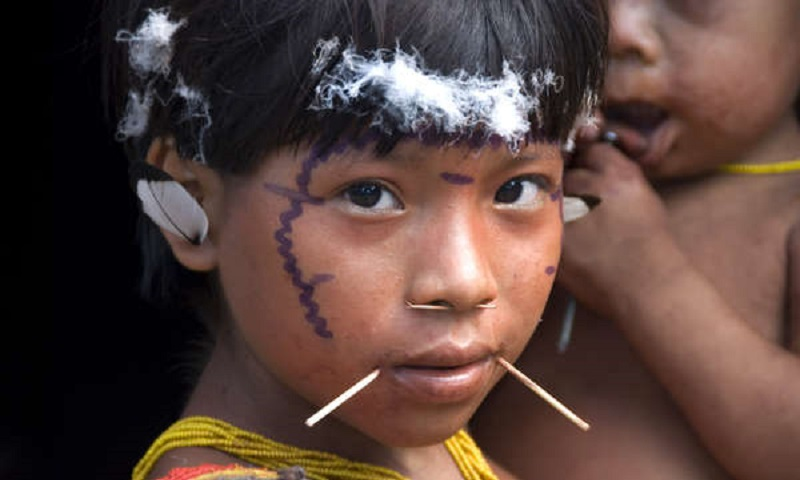 Epidemia de sarampo ameaça vida de índios Yanomami em tribos isoladas