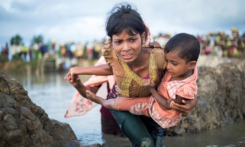 """Exposição """"Faces do Refúgio"""", em SP, mostra drama da maior crise humanitária do planeta"""