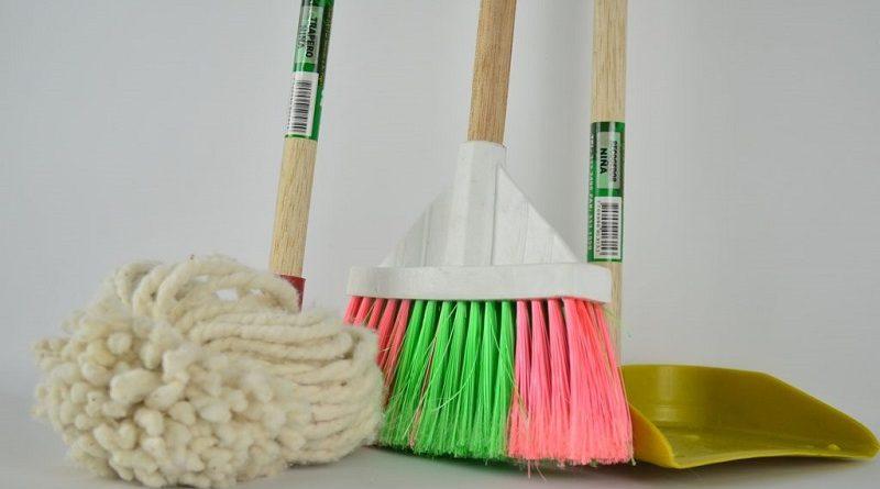 como limpar a casa sem produtos químicos