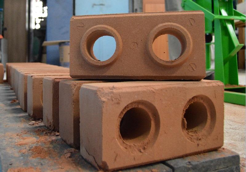 Estudantes ganham prêmio por projeto social usando tijolos ecólogicos