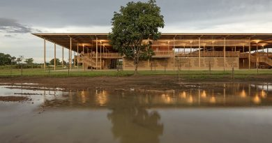 Projeto de escola rural do Tocantins ganha prêmio internacional de arquitetura, o Building of the Year 2018