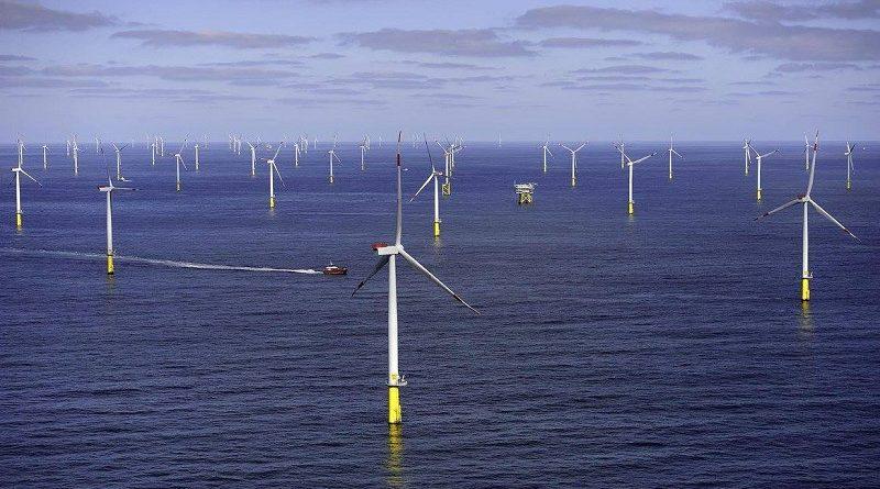 Inglaterra inaugura maior usina eólica do mundo