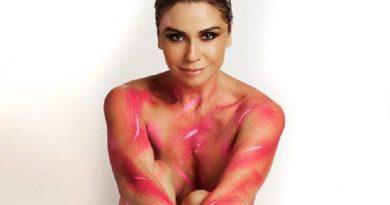 Celebridades tiram a roupa para o Outubro Rosa: mês de alerta sobre o câncer de mama
