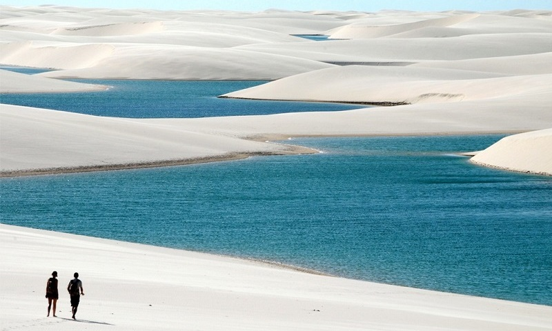 Parque Nacional dos Lençóis Maranhenses pode se tornar Patrimônio Mundial Natural