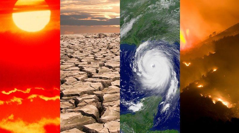 junho bate um novo recorde de calor para o planeta