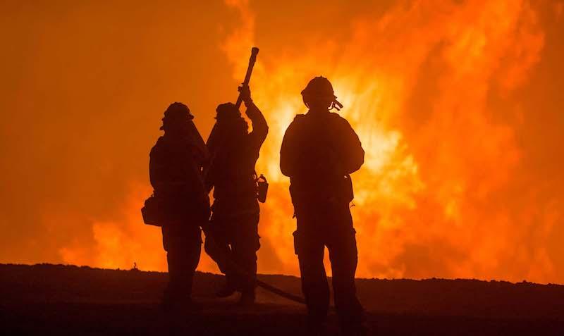 Sobe número de mortos nos já considerados piores incêndios florestais da história da Califórnia