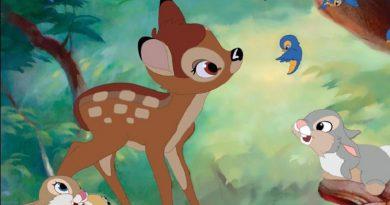 Além de prisão, caçador nos EUA recebe pena adicional inusitada: assistir Bambi uma vez por mês