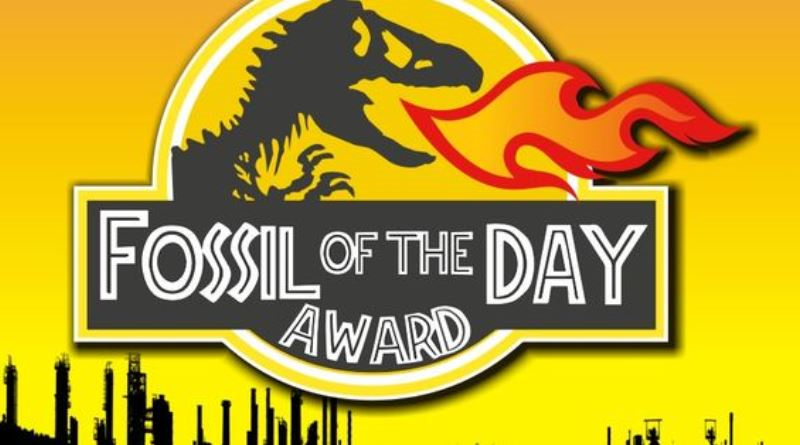 Ao lado da Arábia Saudita, Brasil ganha o prêmio Fóssil do Dia na COP24