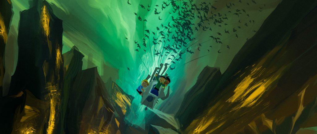 """Brasileiro """"Tito e os pássaros"""" é indicado ao Annie Awards, considerado o Oscar da Animação Mundial"""