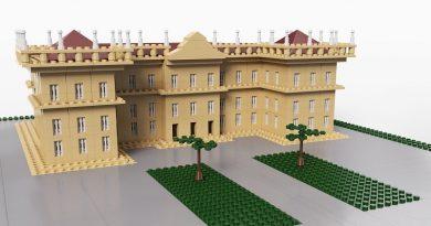 Lego poderá criar o Museu Nacional de brinquedo para ajudar a reconstruir o Museu Nacional de verdade
