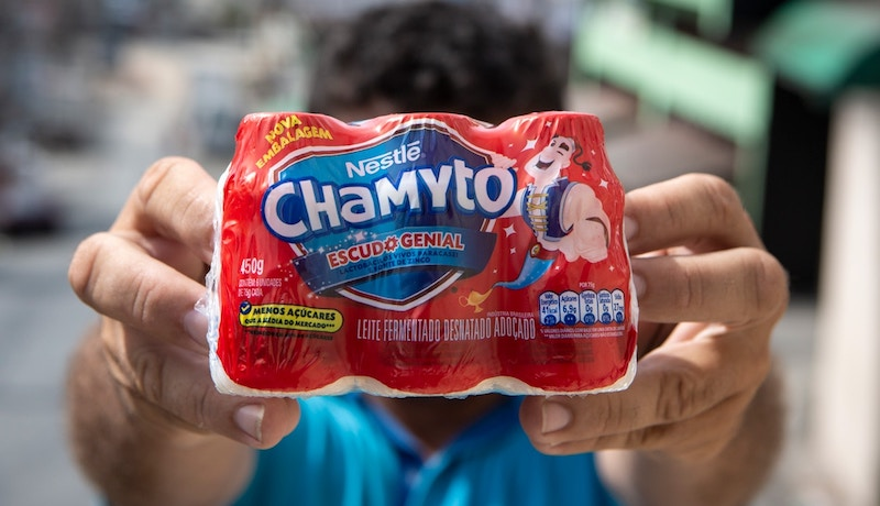 Danone Nestle