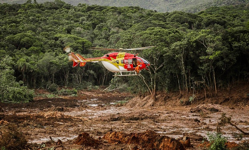Brumadinho: um 'Vale' de mortes, de desaparecidos e de impacto ambiental