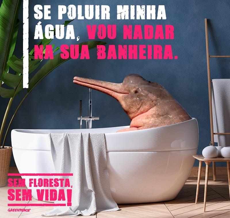 """Campanha """"Carnaval do Bicho Solto"""" convida o brasileiro a se fantasiar de bicho e lutar pela proteção das florestas"""