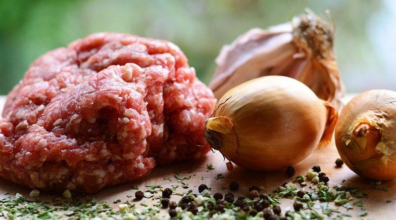 receita de carne moída com batata e coentro