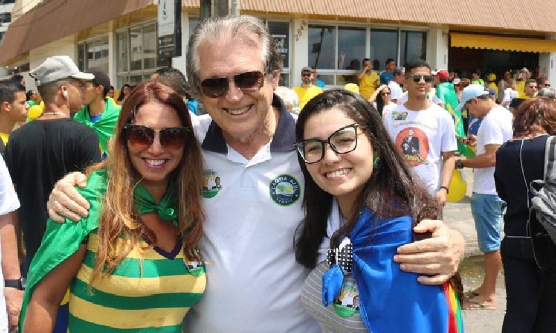 """""""Política não é muito da mulher""""... O senhor acha mesmo, deputado Luciano Bivar?!"""
