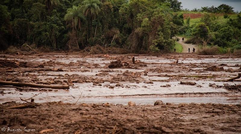 Rio São Francisco está contaminado com rejeitos da barragem de Brumadinho