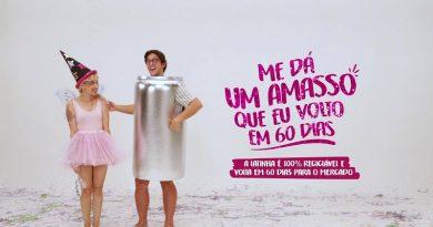 Sambódromo na Sapucaí ganha centro de reciclagem com a campanha #VáDeLata