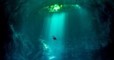 Conexão com o sagrado: um mergulho nas cavernas subterrâneas da Riviera Maia, no México