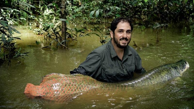 """Biólogo brasileiro está entre """"heróis do meio ambiente"""" em lista de publicação internacional"""