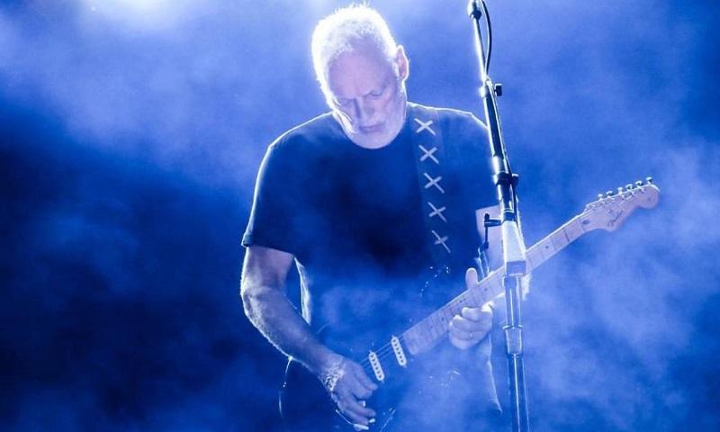 Guitarrista do Pink Floyd arrecada U$ 121 milhões em leilão e doa todo dinheiro para ONG ambiental