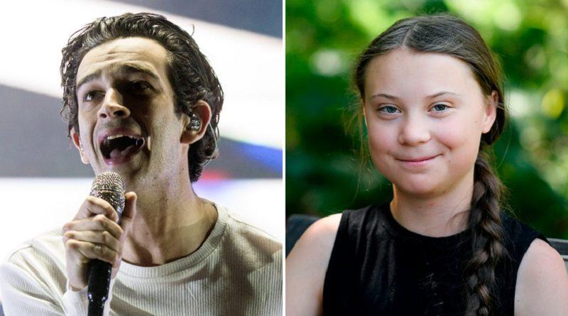 Greta Thunberg grava música com banda britânica The 1975 e convoca rebelião pelo clima