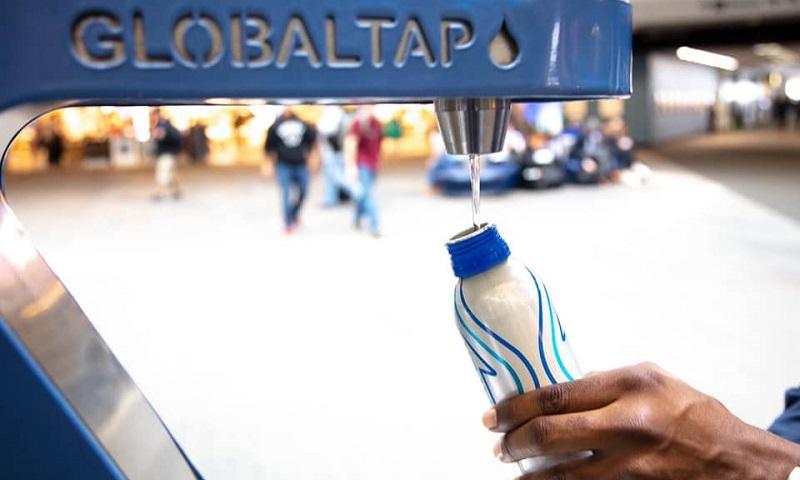 Aeroporto de São Francisco bane garrafas plásticas