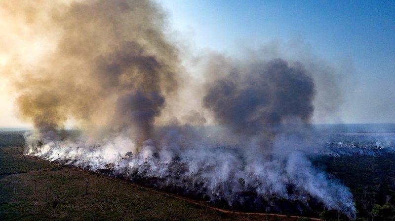 O pior do fogo pode ainda estar por vir