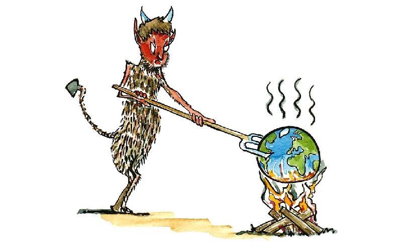 Igreja Católica discute a adoção do 'pecado ecológico'