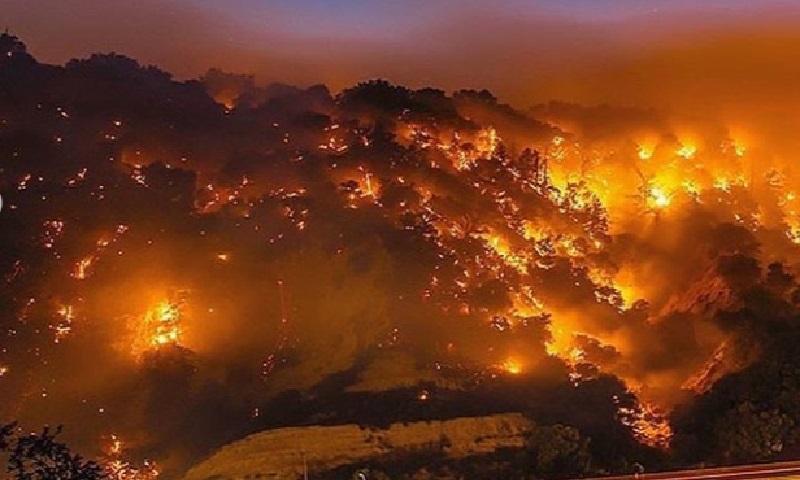 Incêndios florestais na Califórnia deixam quase 200 mil pessoas sem casa e mais de 1 milhão sem eletricidade