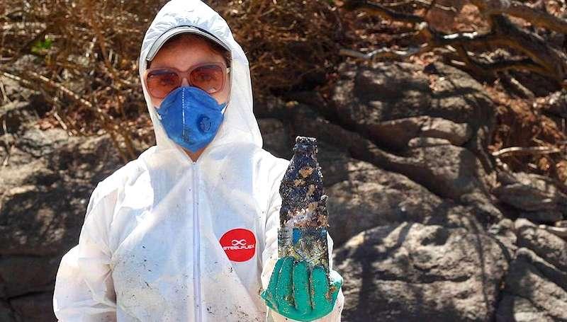 Praias contaminadas, população em risco