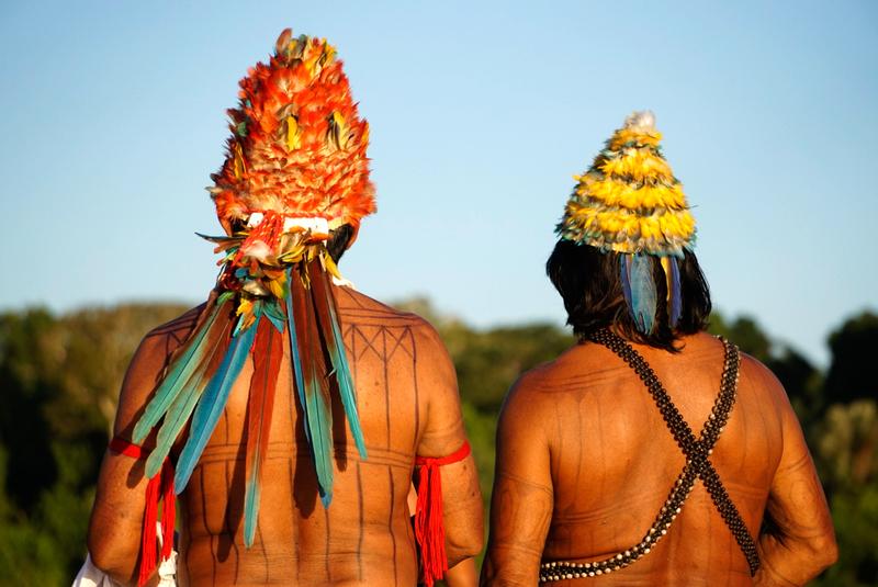 A tragédia dos Munduruku