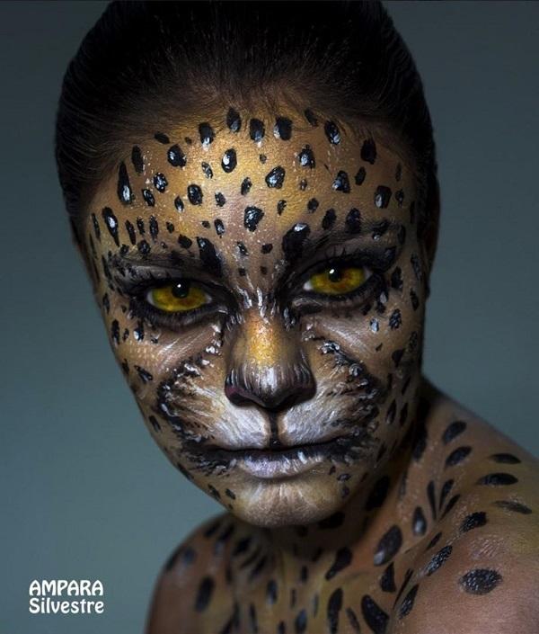 """Artistas 'entram na pele' de animais ameaçados de extinção, na exposição """"Somos Todos Silvestres"""""""