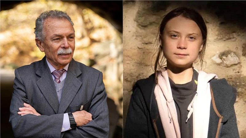 Além do brasileiro Ricardo Galvão, Greta Thunberg está na lista da Nature daqueles que fizeram a diferença na ciência em 2019