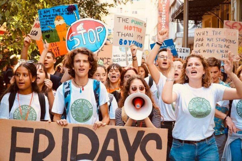 Mudança climática é desafio mais importante da humanidade, afirmam 10 mil jovens de mais de 20 países