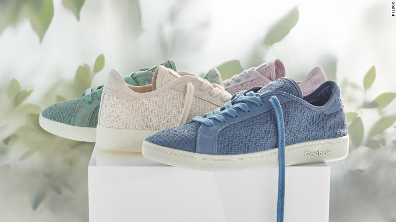 Reebok anuncia primeiro tênis vegano: feito a base de plantas