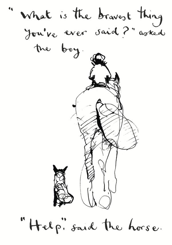 Como a simplicidade e a gentileza das ilustrações de Charlie Mackesy conquistaram milhões de leitores no mundo
