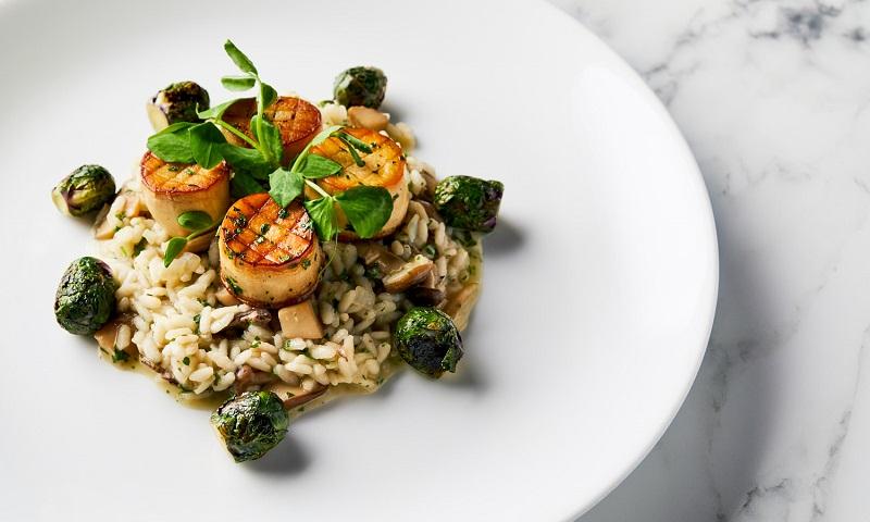 Jantar do Golden Globe só teve pratos veganos por causa da mudança climática