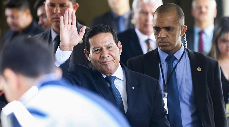 Governo federal cria Conselho da Amazônia, que terá como presidente Hamilton Mourão