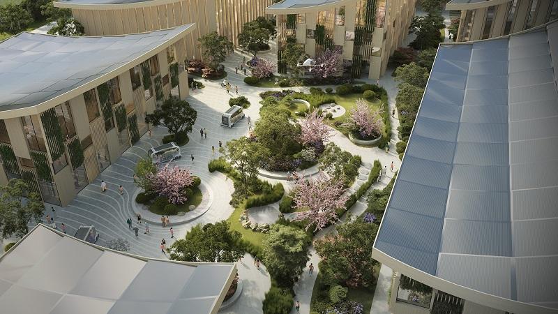 """Japão anuncia construção da """"cidade do futuro"""", totalmente sustentável"""