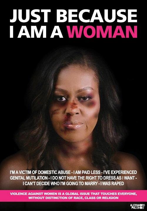 Personalidades da política mundial são personagens de campanha pelo fim da violência contra as mulheres
